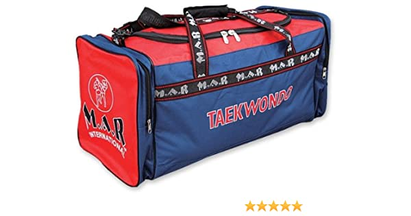 3fe344c69e0 M.A.R InternationalLtd Taekwondo Kit Bag Mixed Martial Arts Holdall  Training Sports Bag Supplies Fitness Equipment Gym