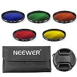Neewer® 52mm Farbfilter Set für NIKON D7100 D7000 D5200 D5100