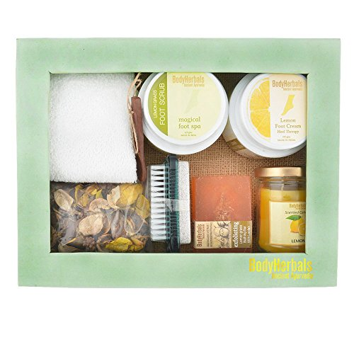Bodyherbals Lemongrass Foot Spa Set Personal Care, Beauty, Skin Care