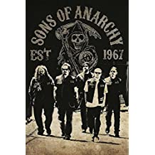 Póster Sons of Anarchy, Reaper Crew