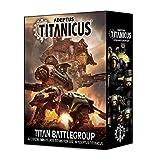 Adeptus Titanicus Games Workshop Titan Battlegroup