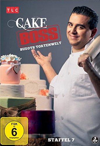 Cake Boss: Buddys Tortenwelt - Staffel 7 [3 DVDs]