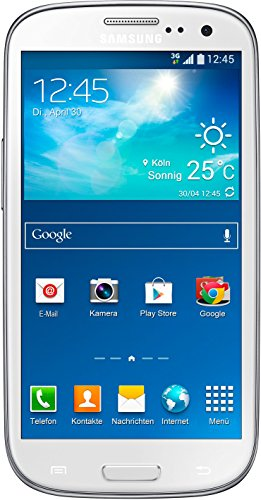 Samsung Galaxy S III Neo Smartphone (4,8 Zoll (12,2 cm) Touch-Display, 16 GB Speicher, Android 4.4) weiß