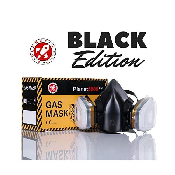 maschera respiratore filtro