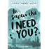 Lo sapevi che I need you?: DIMILY volume 2