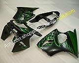 Verkleidung ZX-6R für Kawasaki ZX6R 98 99 636 ZX 6R 1998 1999 Ninja 636 Motorrad-Verkleidungsset