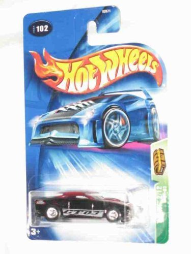 2004 Treasure Hunt #2 GT-03 #2004-102 Collectible Collector Car Mattel Hot Wheels by Hot Wheels