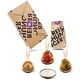 Reishunger Thai Curry Box - Original Zutaten bester Qualität - Für bis zu 4 Personen - Ideal als Geschenk