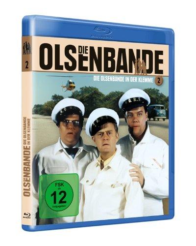 Die Olsenbande in der Klemme [Blu-ray]
