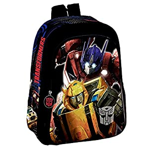 Mochila Transformers Infantil Pequeña