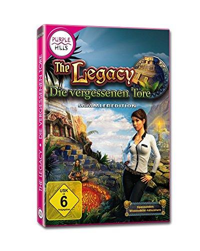 The Legacy - Die vergessenen Tore
