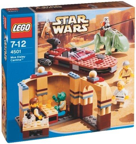 - Mos Eisley Cantina (Lego Star Wars-palast)