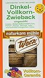 Werz Dinkel-Vollkorn-Zwieback ungesüßt, 2er Pack (2 x 175 g Packung) - Bio