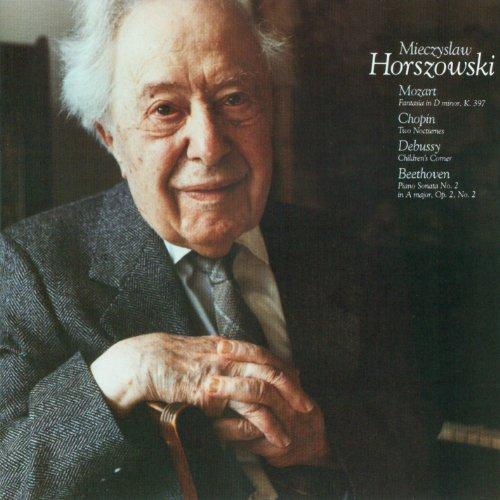 Mozart: Fantasia In D Minor, K.397 / Chopin: Two Nocturnes / Debussy: Children's Corner / Beethoven: Piano Sonata No. 2 In A Major, Op. 2, No. 2