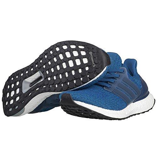 adidas Unisex-Kinder Ultraboost J Sneakers Blau (Blu Azubas/azumis/negbas)