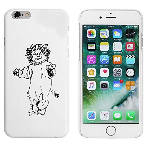 Weiß 'Löwe Kostüm' Hülle für iPhone 6 u. 6s (MC00049774)