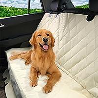 Pet Magasin Protector de asientos de coche para mascotas, de lujo, estilo hamaca –