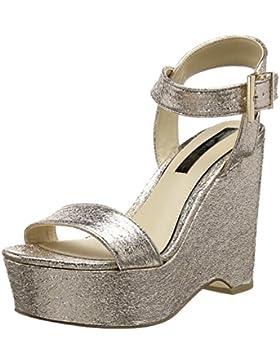 Miss Selfridge - 51m06ugld, Strap alla caviglia Donna