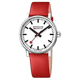 Mondaine Unisex-Adult Quartz Watch, Analogue Classic Display and Stainless Steel Strap MSE.40110.LC (B07CC2QZ7W) | Amazon price tracker / tracking, Amazon price history charts, Amazon price watches, Amazon price drop alerts