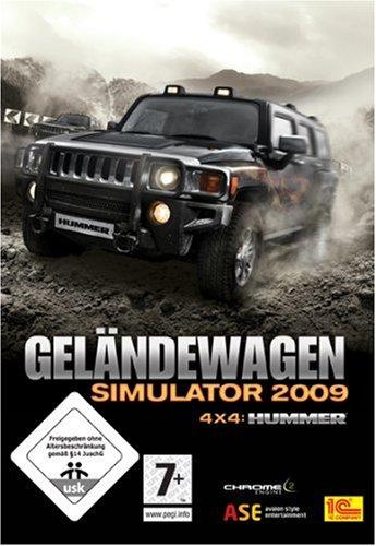 Geländewagen-Simulator 2009