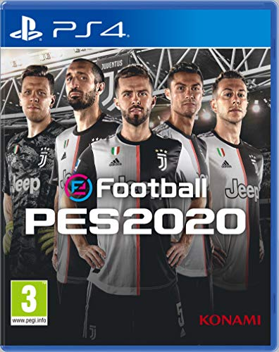 Efootball Pes2020 JUVENTUS Fc Edition - PlayStation 4