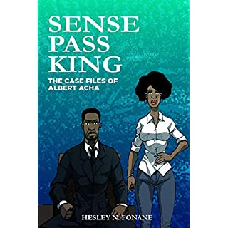Sense Pass King: The case files of Albert Acha.