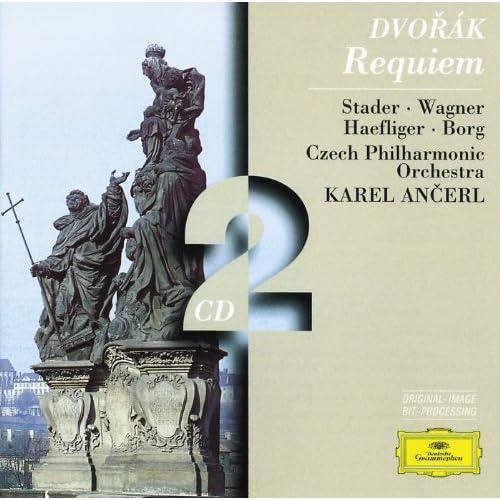 Dvorák: Biblical Songs, Op.99 - sung in German - 1. Rings um den Herrn sind Wolken und Dunkel
