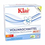 Klar Bio Vollwaschmittel Pulver 1100 gr