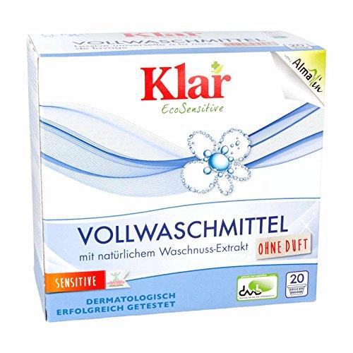 Klare Saubere Duft (Vollwaschmittel aus Waschnuss ohne Duft)
