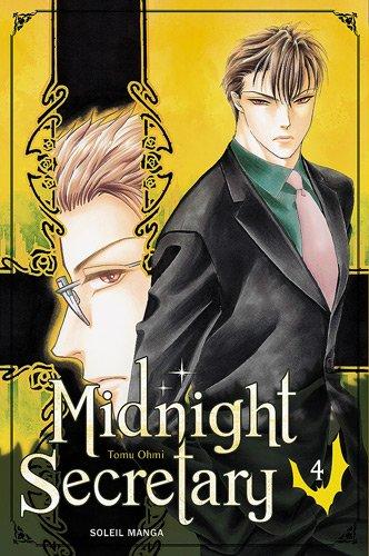 Midnight Secretary Vol.4 par OHMI Tomu / ÔMI Tomu