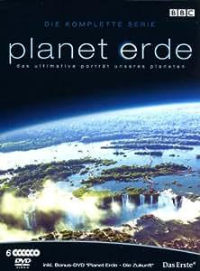 Planet Erde - Die komplette Serie (6 DVDs inkl. Bonus-Disc)