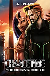 Chaacetime: The Origins - Book 3: A thrilling Hard Science Fiction Detective Trilogy (The Space Cycle - A Metaphysical & Hard Science Fiction Series) (English Edition)