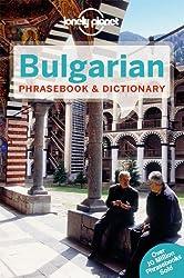 Bulgarian Phrasebook & Dictionary 2ed - Anglais