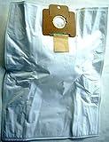 staubshop24–5Sacchetti filtro sacchetto filtro in tessuto non tessuto sacchetto aspirapolvere sacchetto aspirapolvere centrale adatto All Away CV 1750Deluxe