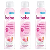 bebe Intensiv Bodylotion Spray, 3er Pack (3 x 200 ml)
