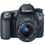 Canon EOS 70D Digital SLR Camera with 18-55mm STM Lens