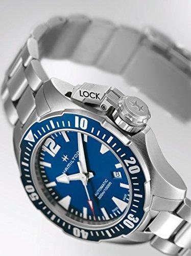 Hamilton Khaki Navy Frogman H77705145 – Reloj Deportivo para Hombre