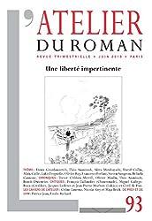 Revue Atelier du Roman N93