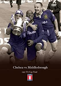 1997 FA Cup Final - Chelsea FC v Middlesbrough [DVD]