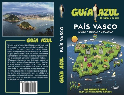 País Vasco: PAÍS VASCO GUÍA AZUL