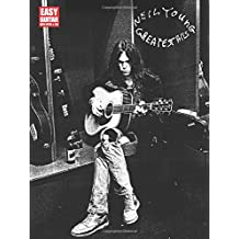Neil Young: Greatest Hits - Easy Guitar: Songbook für Gitarre (Easy Guitar with Notes & Tab)