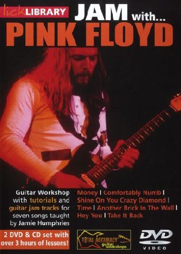 Jam with Pink Floyd [2 DVDs]