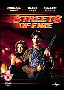 Streets Of Fire [DVD] [1984]