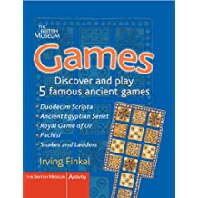 Games: Discover and Play 5 Famous Ancient Games