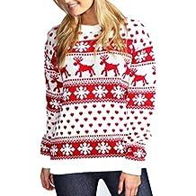 in vendita 88d1a c2994 Amazon.it: maglione natalizio donna - 1 stella e più