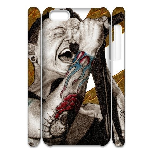 LP-LG Phone Case Of Linkin Park For Iphone 4/4s [Pattern-6] Pattern-3
