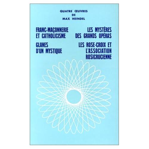 Quatre oeuvres de Max Heindel