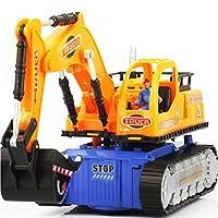 """& #;: x2661pacchetto conent:& # x2661;: 1x giocattolo elettrico auto veicolo per costruzioni Escavatore& #;: x2661mamum® offrono diversi tipi di grandi prodotti ai prezzi più bassi possibili, al fine di trovare """"mamum® giocattolo more...."""
