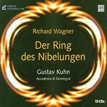 Wagner: Der Ring des Nibelungen by Alan Woodrow / Andrea Martin