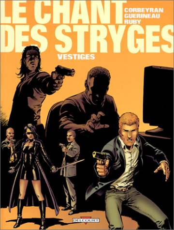 Le Chant des Stryges, tome 5 : Vestiges